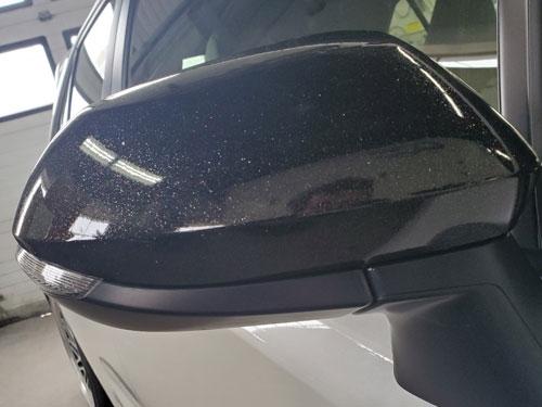 passenger seat mirror